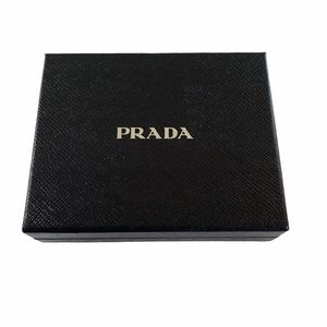 Prada Empty Wallet Box